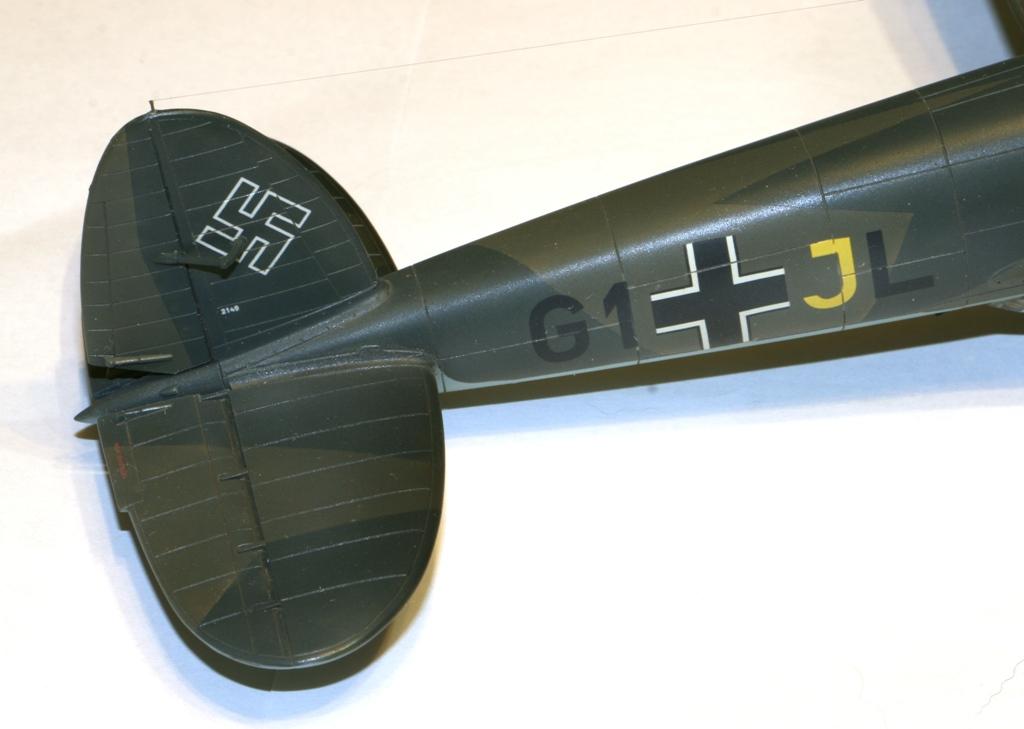 """Heinkel-111 P-2 """"Neville Chamberlain"""" 1/72 Hasegawa. IMG_3377"""