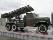 Советская РСЗО БМ-13-16, на базе автомобиля ЗиС-151, г. Чита IMG_4792