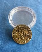 25 céntimos de Consejos Municipales de Menorca 1937 IMG_6632