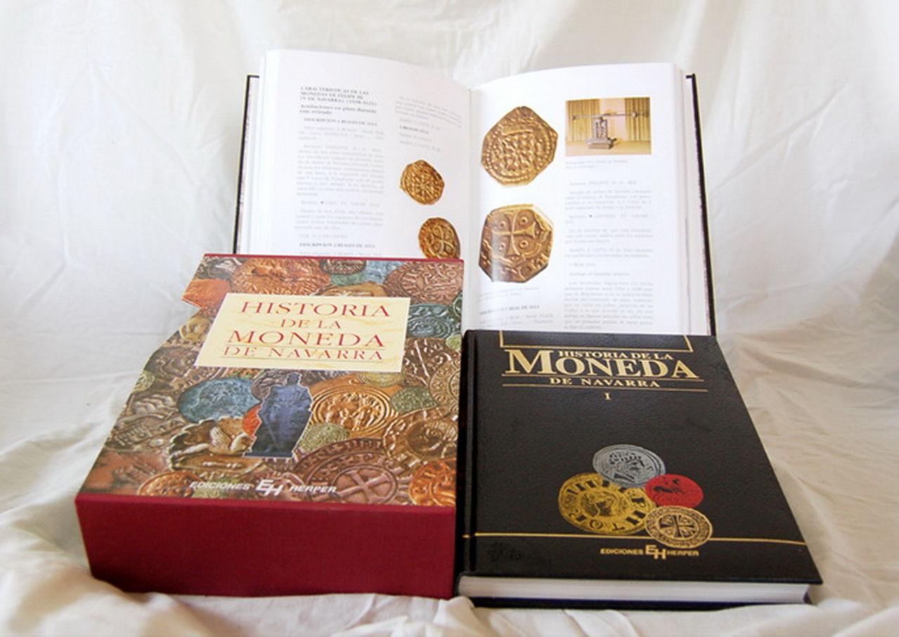Catálogos de monedas del Reino de Navarra Image
