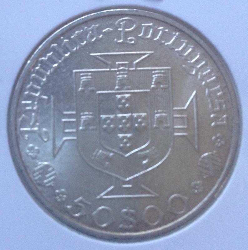 50 escudos portugal 1969 IMG_1161