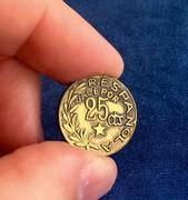 25 céntimos de Consejos Municipales de Menorca 1937 IMG_6631