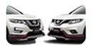 X-Trail Vs X-Trail Restyling