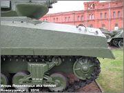 """Американский средний танк М4А2 """"Sherman"""",  Музей артиллерии, инженерных войск и войск связи, Санкт-Петербург. Sherman_M4_A2_042"""