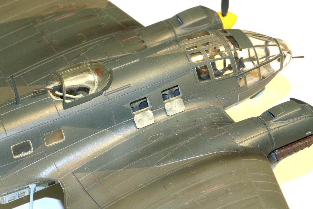 """Heinkel-111 P-2 """"Neville Chamberlain"""" 1/72 Hasegawa. IMG_3378"""
