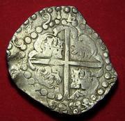 8 Reales 1629. Felipe IV. Potosí T IMG_0424