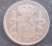 5 Centavos (Puerto Rico). Alfonso XIII. 1896 DSC02418333333333333333333333333