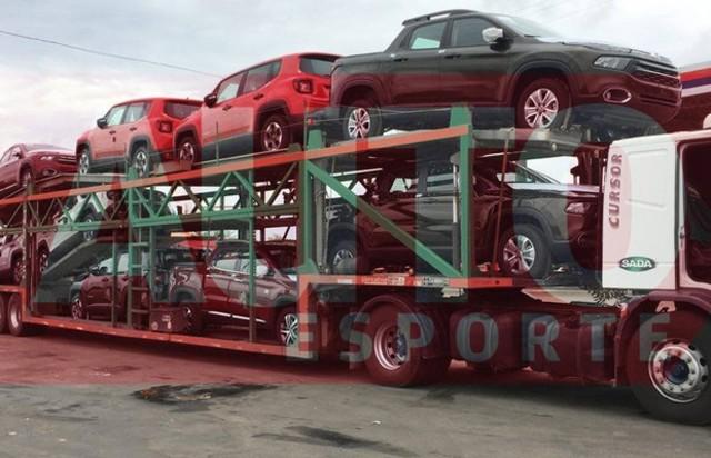 """Fiat Toro, il nuovo PickUp """"medio"""" - Pagina 3 Toro"""