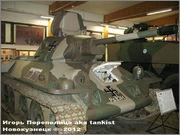 Советский средний танк Т-34,  Panssarimuseo, Parola, Finland 34_001