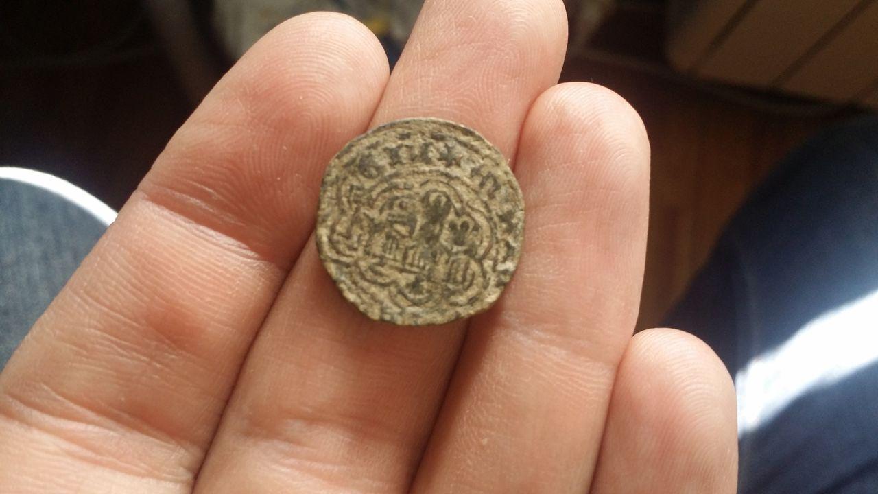Blanca de Enrique III de Castilla 1390-1406 La coruña. Blanca_enrique_iii_b
