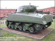 """Американский средний танк М4А2 """"Sherman"""",  Музей артиллерии, инженерных войск и войск связи, Санкт-Петербург. Sherman_M4_A2_044"""