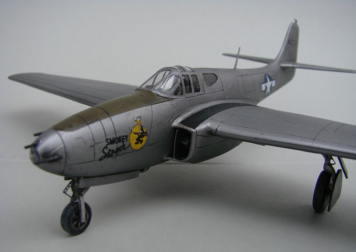 Bell P-59A Airacomet, Special Hobby ,1/72 DSC04401