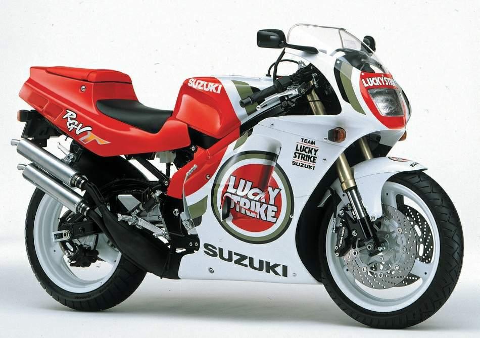Restauración de Suzuki GSF 400 Bandit GK75A Suzuki_RGV_250_lucky_strick