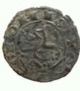 Dinero negro de Alfonso X. Sin marca de ceca Smg_903a
