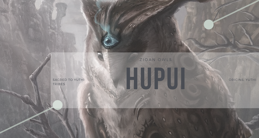 The Bestiary Hupui