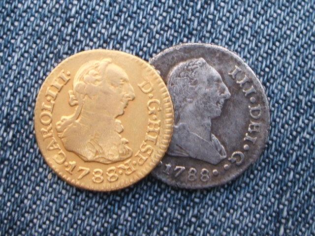 1/2 escudo 1788. Carlos III. Sevilla. 025_2