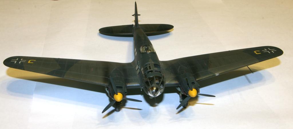 """Heinkel-111 P-2 """"Neville Chamberlain"""" 1/72 Hasegawa. IMG_3380"""