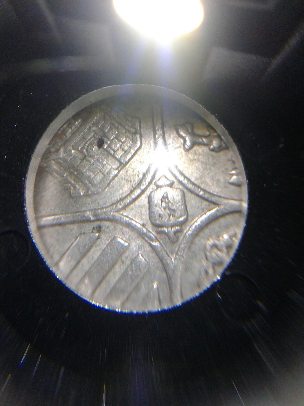 100 pesetas 1966*66. ¿Hay dos modelos de granada distintos en el reverso? Granada_2