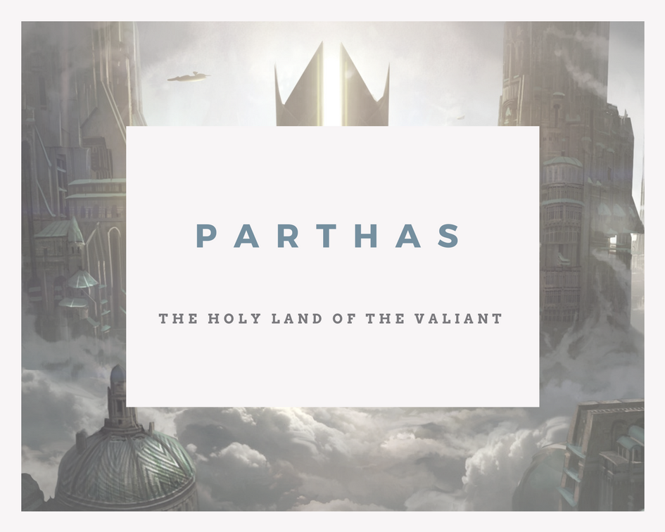 Cities of Parthas Image