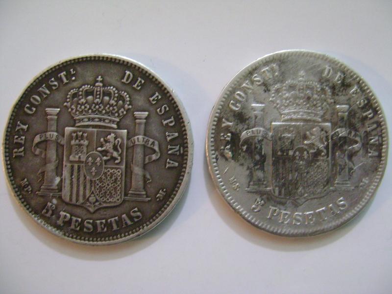 5 Pesetas Alfonso XIII (Pelón)1888 *18-88 MP-M - Página 2 DSC01393