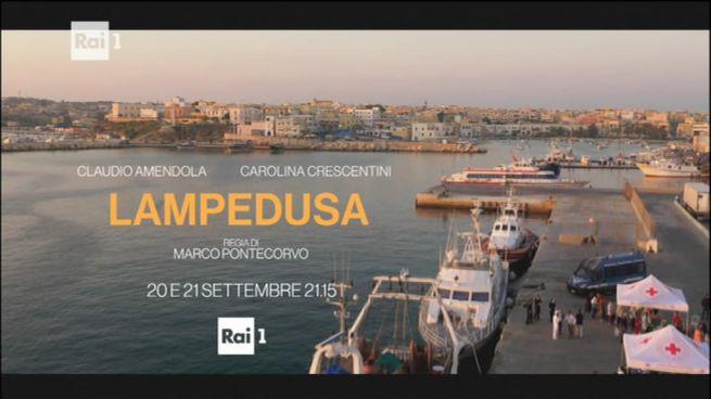 Lampedusa, dall'orizzonte in poi - Miniserie (2016) [Completa] .mkv HDTV 1080i x264 AC3 ITA Lampedusa