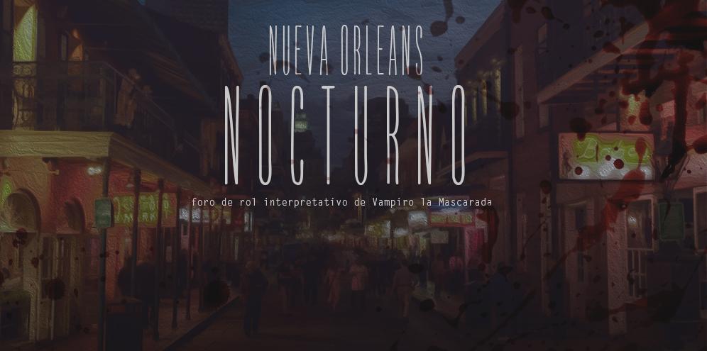 Nueva Orleans Nocturno