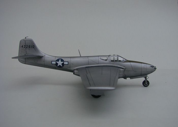 Bell P-59A Airacomet, Special Hobby ,1/72 DSC04396