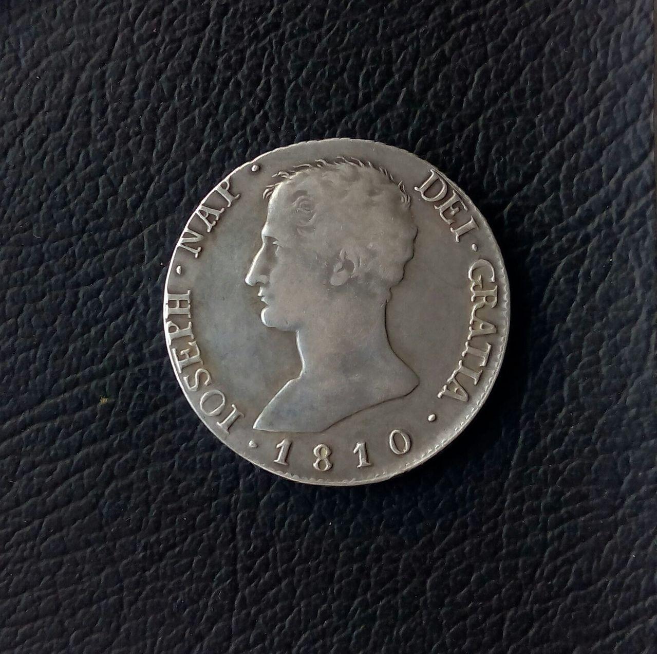 20 Reales 1810. José I Bonaparte.   IMG_20160210_095448