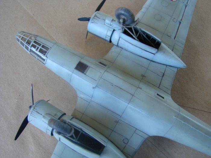 Dornier Do-17Kb-3, RSmodels, 1/72 DSC01420