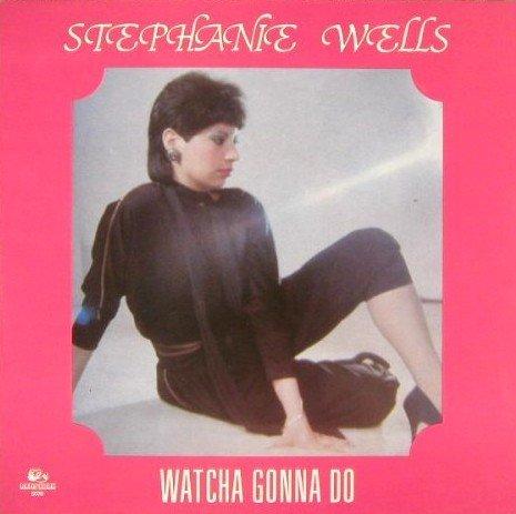 Stephanie Wells – Fools In Love (1983) [MP3] Image