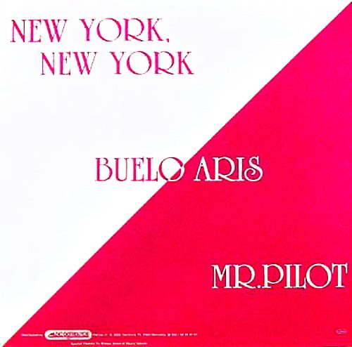 Buelo Aris – New York, New York (1986) [MP3] Image