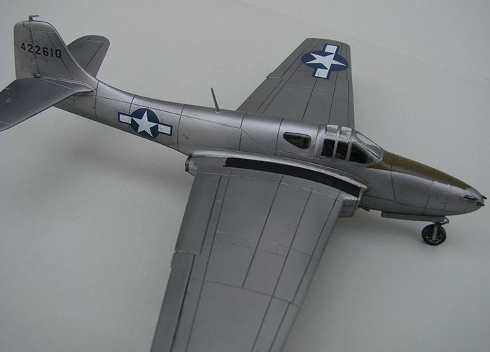 Bell P-59A Airacomet, Special Hobby ,1/72 DSC04400