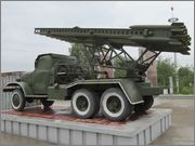 Советская РСЗО БМ-13-16, на базе автомобиля ЗиС-151, г. Чита IMG_4934