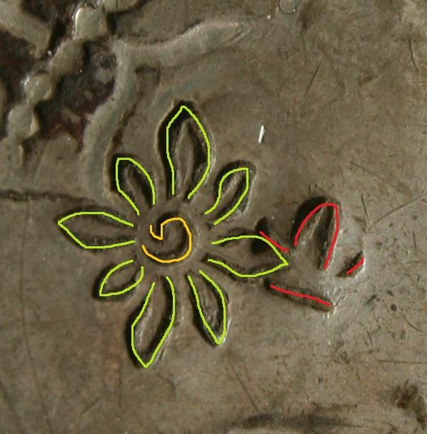 8 reales. Felipe III. Posible contramarca de Sumanep (Estrella de Madura). Star_of_Madura_2