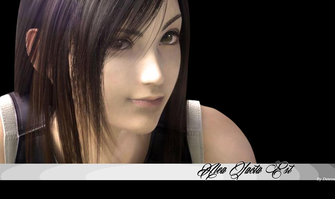 Montage fond d'écran  Tifa4