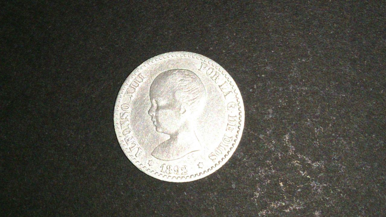 50 centimos 1892  (*9*2). Alfonso XIII. DSC_0520