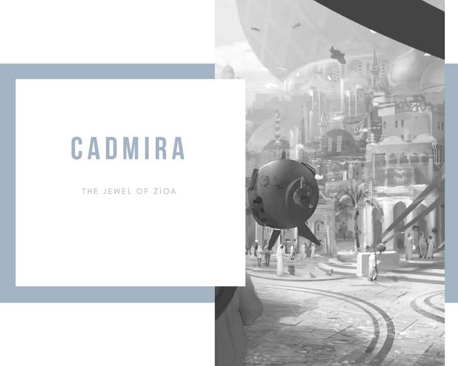Cities of Cadmira Image