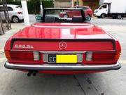 R107 500 SL - 1981 (v8) - R$ 158.000,00 Traseira