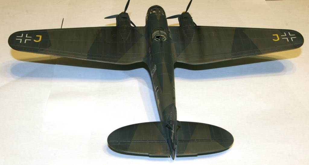"""Heinkel-111 P-2 """"Neville Chamberlain"""" 1/72 Hasegawa. IMG_3375"""