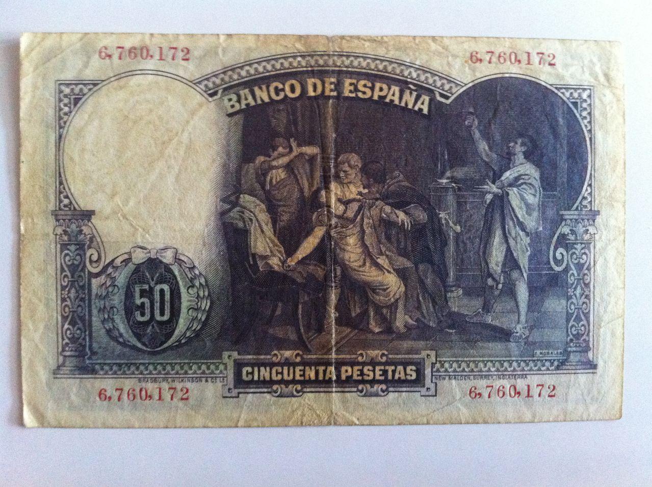 Ayuda valoracion veinticinco pesetas 1931 IMG_5001