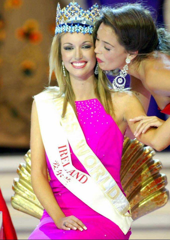 rosanna davison, miss world 2003. Nintchdbpict000003270098-e1505836903554