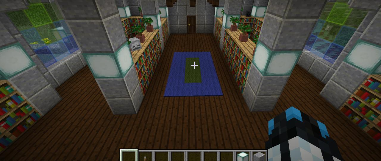 Minecraft Creations Room_1_Castle