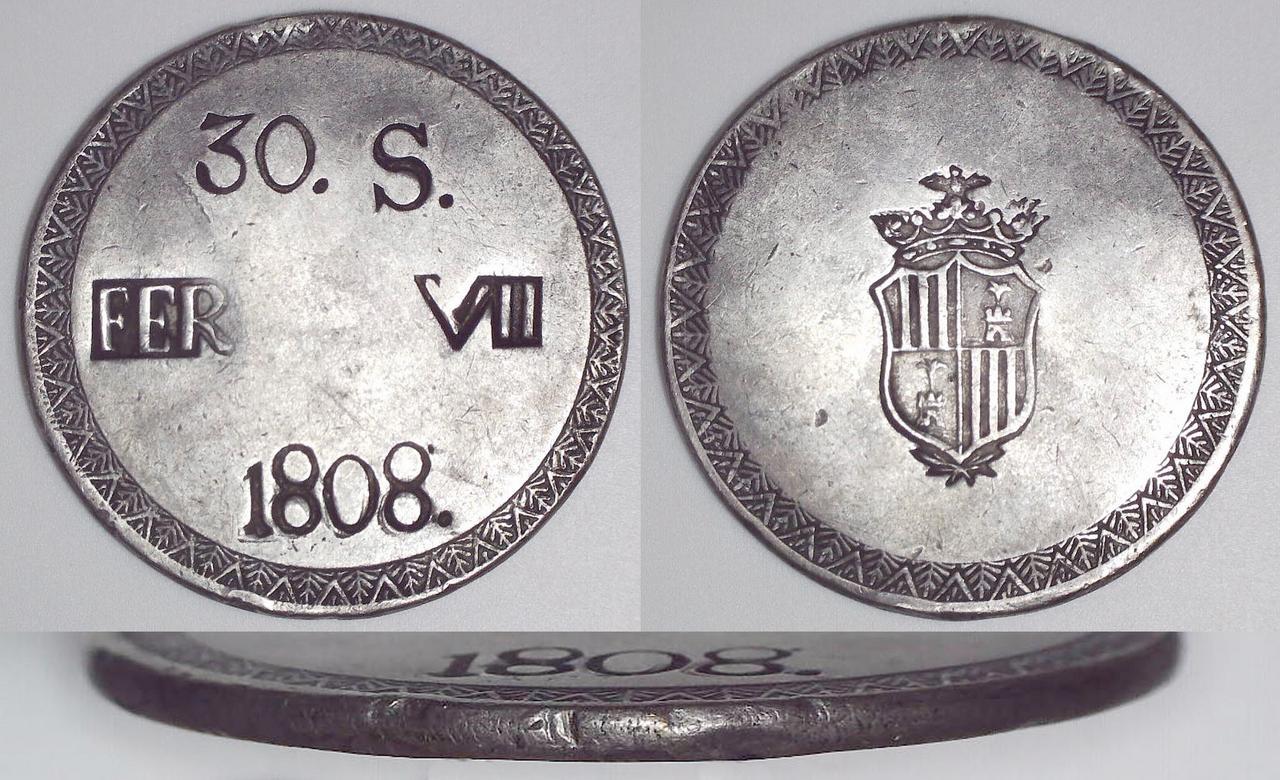 30 Sous 1808. Fernando VII. Mallorca 30_S_Fernando_VII_1808_Mallorca_fil