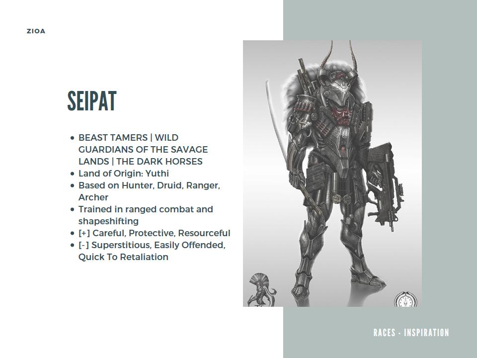 The Seipat Seipat