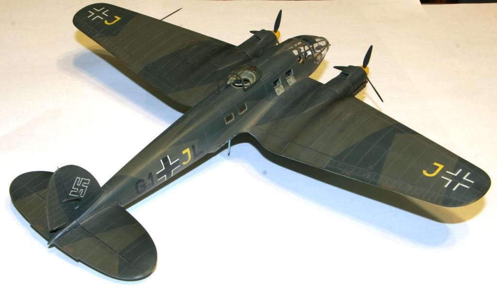 """Heinkel-111 P-2 """"Neville Chamberlain"""" 1/72 Hasegawa. IMG_3376"""