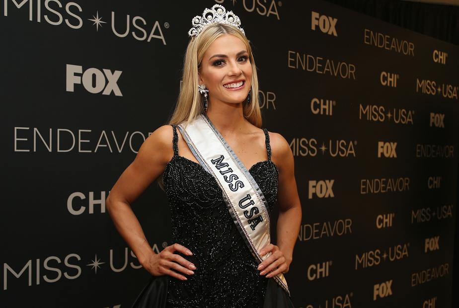 MISS USA 2018: Sarah Rose Summers from Nebraska Image