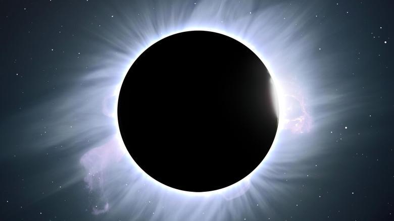 Die Erde, in der wir leben und der Raum, der die Welt ist - Seite 26 Sonnenfinsternis