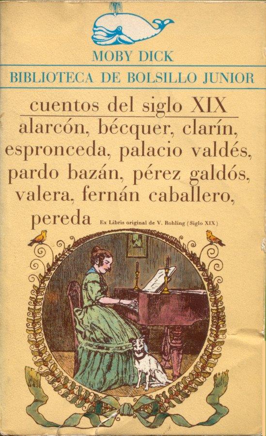 Cuentos del siglo XIX - Varios autores Cuentos