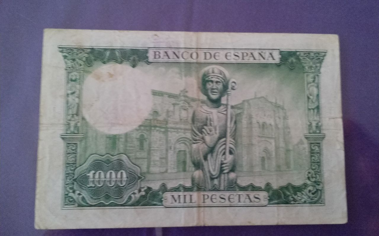 1000 pesetas de 1965 1411056779419