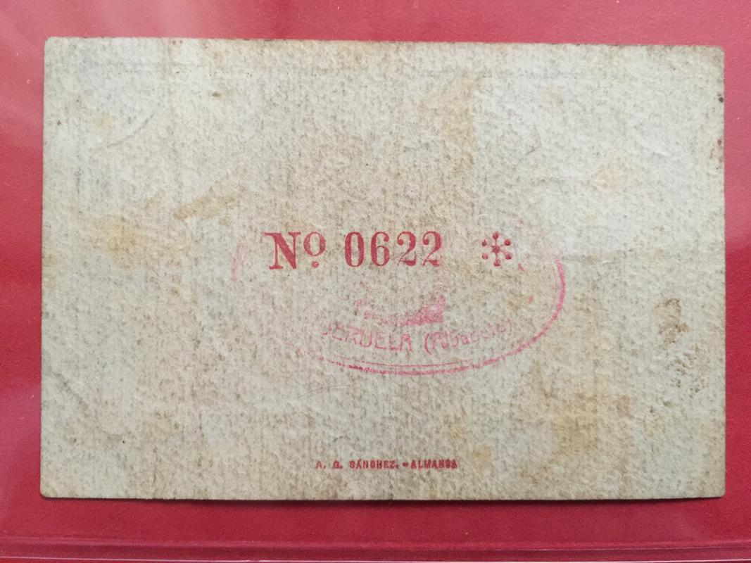 1 peseta Higueruela (Albacete) B9_F571_E6-_F314-4_EE6-8222-38_C5_BA65_DFA7